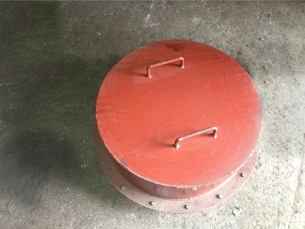 自贡锅炉厂家分享锅炉人孔要注意的事项及安装方法